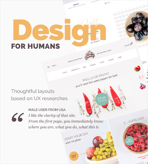 Foodly — One-Stop Food Shopify Theme - 2