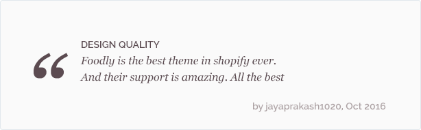 Foodly — One-Stop Food Shopify Theme - 8